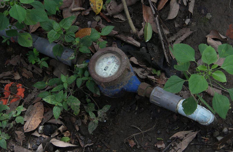 Water Meter Ipehijau